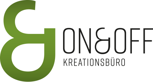 Logo ON&OFF - Design • Web • Print